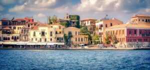 Venetsialainen satama Hania
