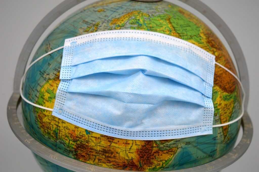 Maapallo koronavirus