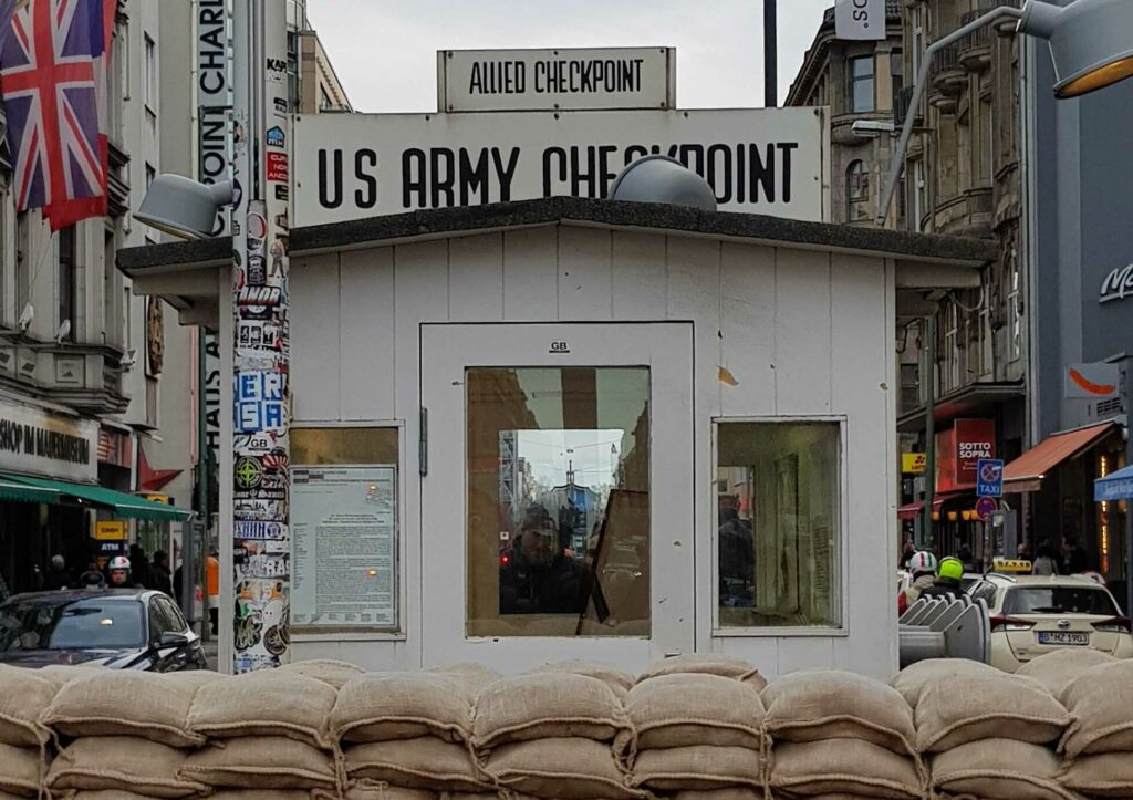 Checkpoint Charlie Berliini