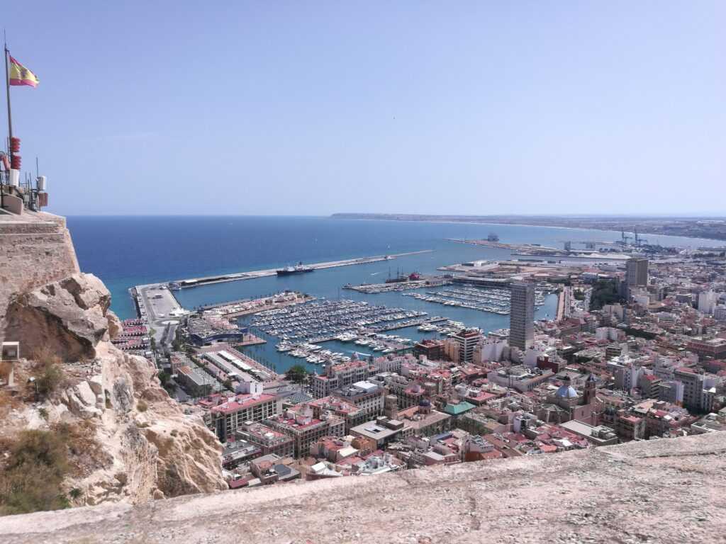 Alicante satama