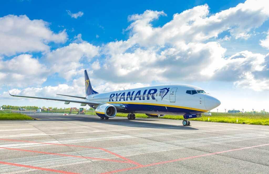 Ryanair lentokone