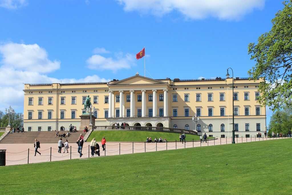 Oslon kuninkaallinen linna