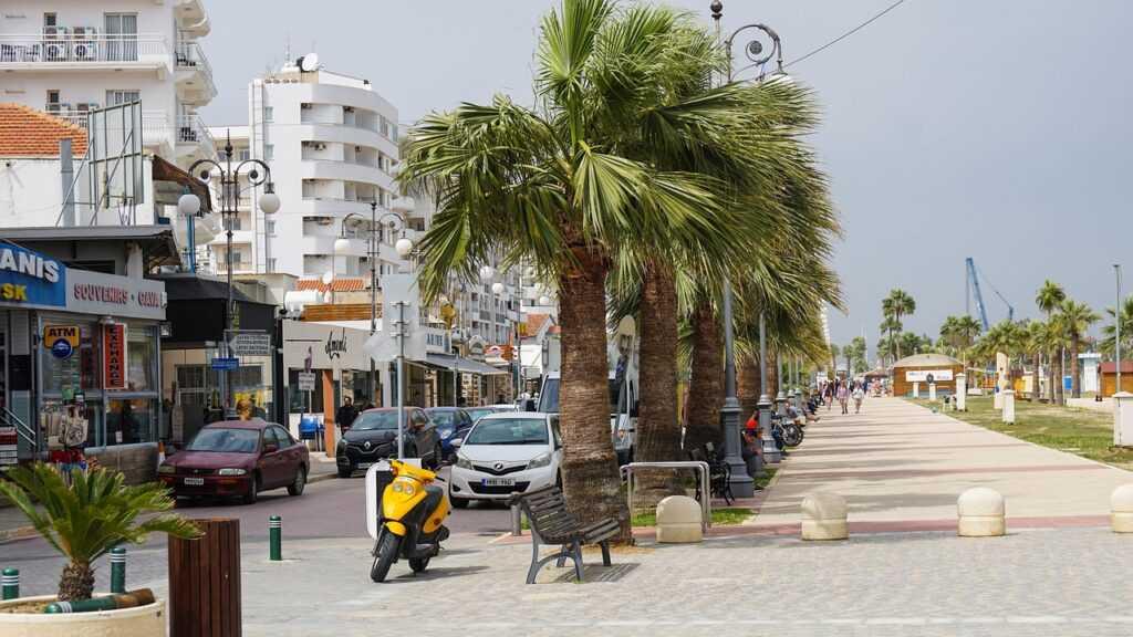 Kypros Larnaca