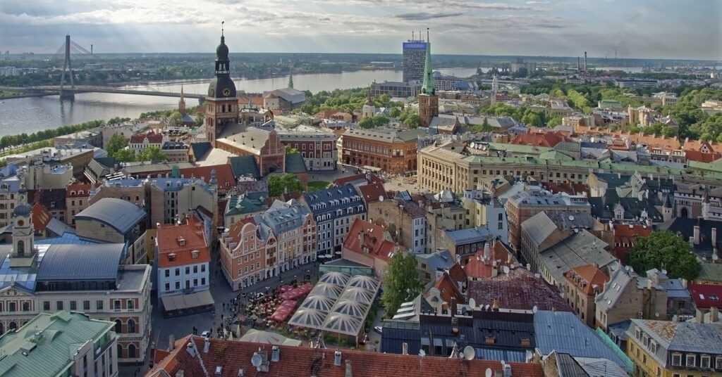 Riika Latvia