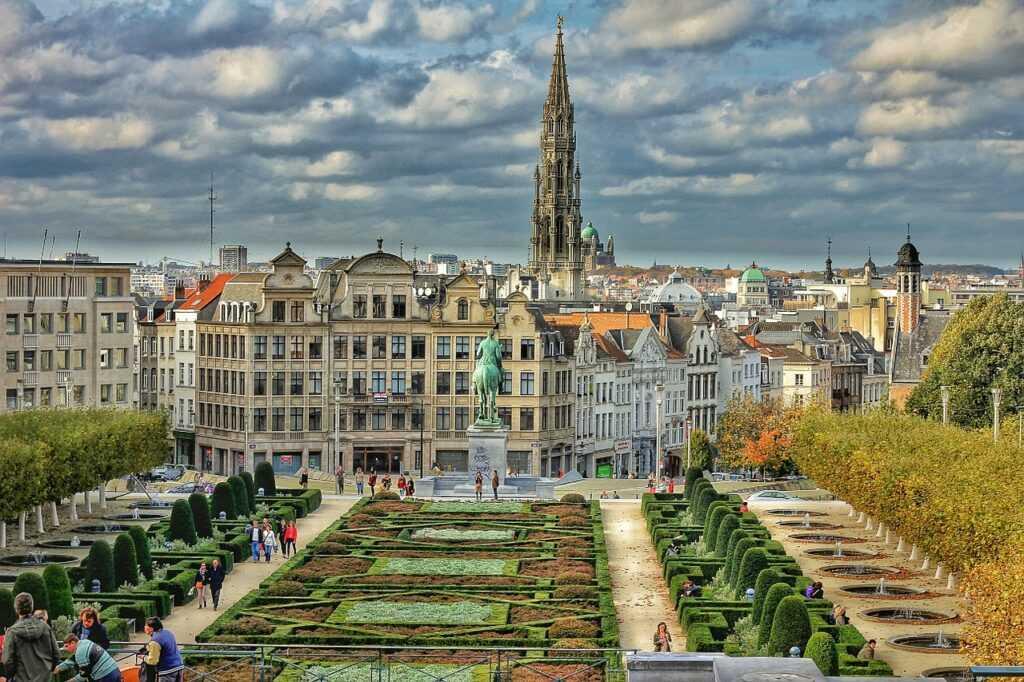 Bryssel Belgia