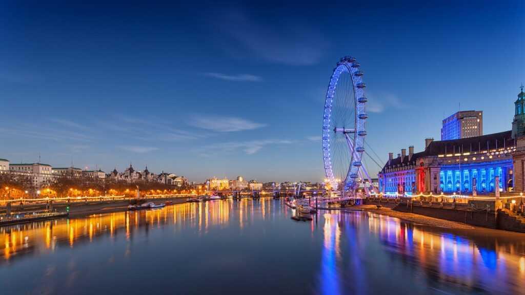 Lontoo Iso-Britannia