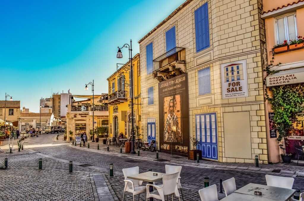 Larnaca Kypros