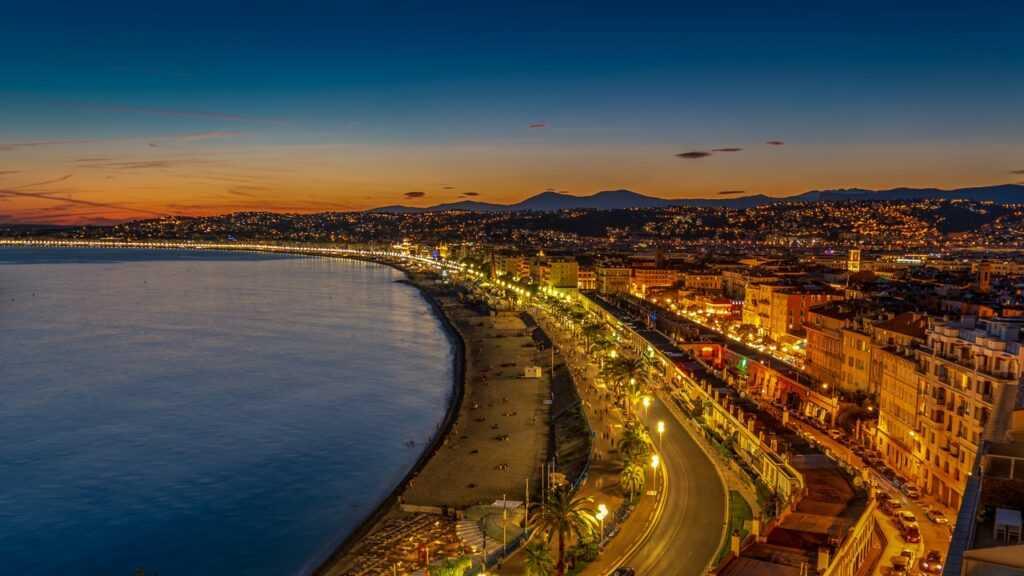 Nizza Ranska